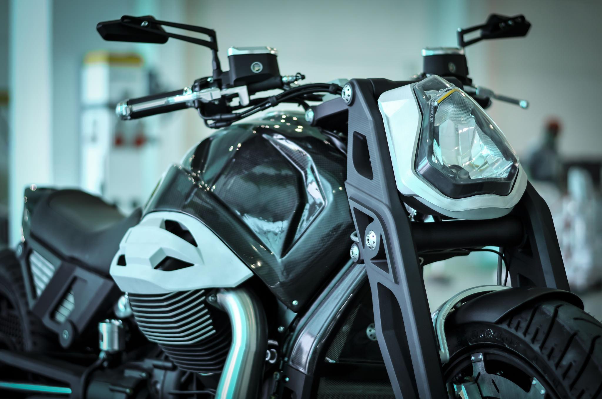 Lupus Alpha - bike details